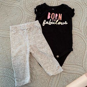 Born to be Fabulous Outfit